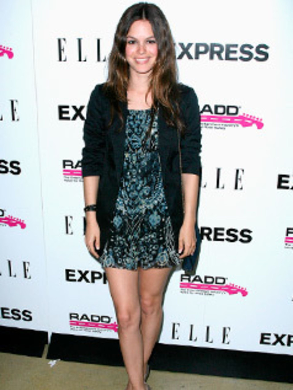 <p>Rachel Bilson at the Express celebrates TXT L8TR Campaign at Nobu.</p>