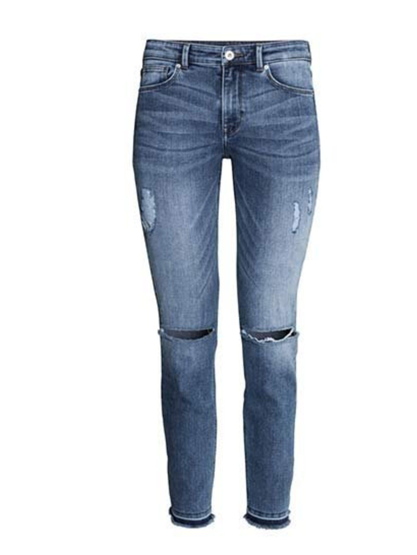H&M jeans, £19.99.
