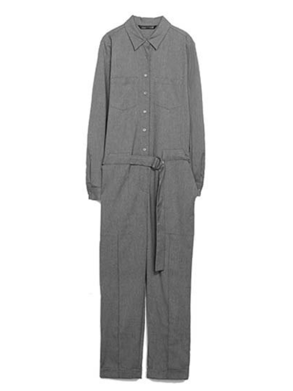 Zara jumpsuit, £79.99.
