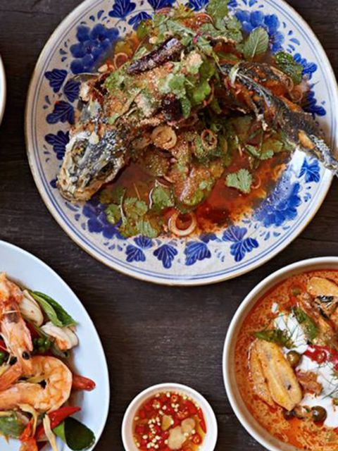 <p>FOOD: Som Saa</p>  <p>People power is great, isn't it? Come together and we can achieve anything. We can overthrow governments, we can topple the Berlin Wall… and, crucially, we can fund Thai pop-ups to find a permanent home. And so it is wi