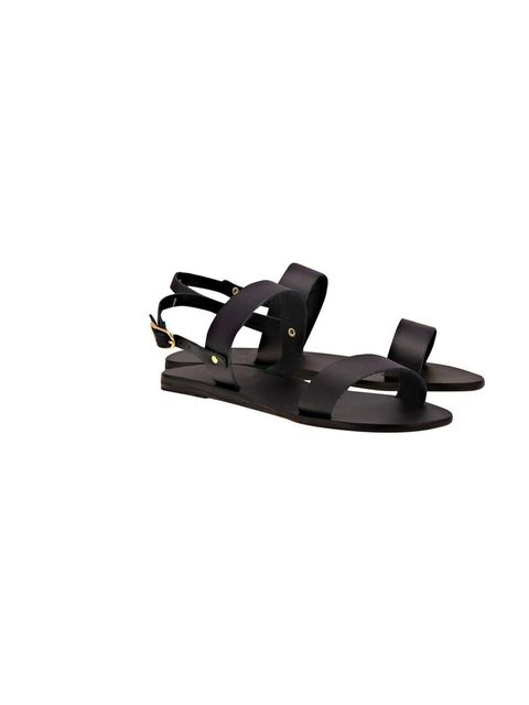 """<p>Team the look with a pair of classic leather sandals. We love these <a href=""""http://www.ancient-greek-sandals.com/ViewShopProduct.aspx?Id=1118384&Org=1118359"""">Ancient greek sandals</a>, £120</p>"""