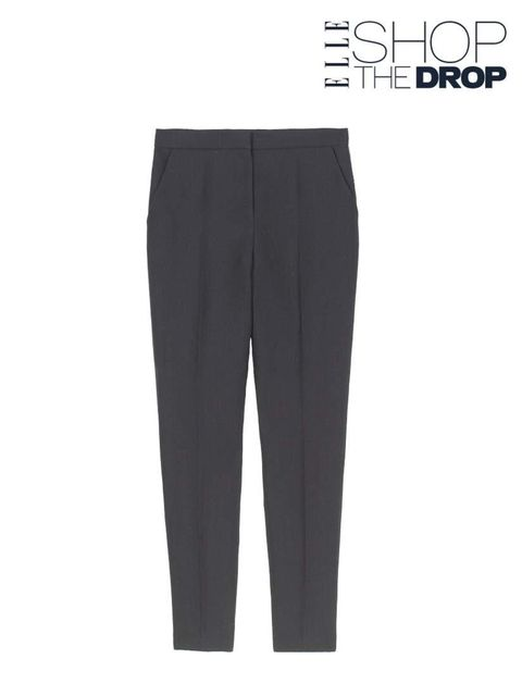 """<p><a href=""""http://www.cosstores.com/gb/Shop/Women/Trousers/Leather_detail_trousers/46887-7846930.1#c-24479"""">Cos</a> trousers, £79</p>  <p>Read more about <a href=""""http://www.elleuk.com/fashion/news/introducing-shop-the-drop"""">Shop The Drop</a></p>"""