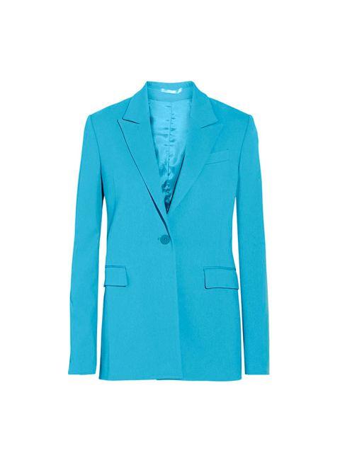 "<p><a href=""http://www.net-a-porter.com/product/465392/Richard_Nicoll/stretch-crepe-blazer"">Richard Nichol</a> blazer, £650</p>"