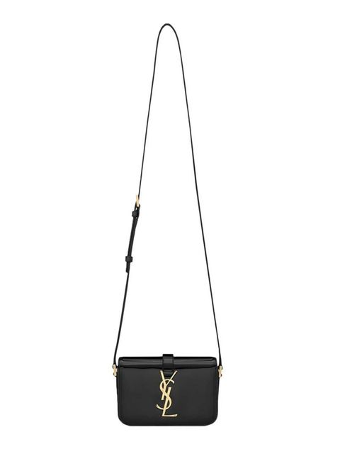 <p>Invest in a little piece of Saint Laurent's brilliantly 60s a/w 2014 collection. Just add a miniskirt.</p>