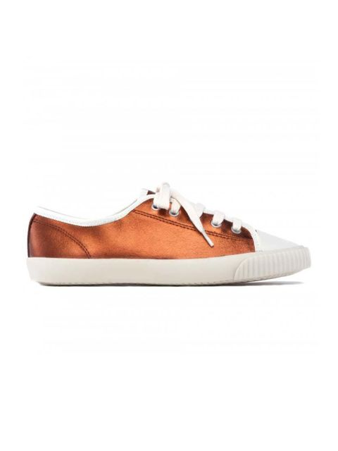 """<p>A luxed-up trainer, as loved by Fashion Assistant Molly Haylor.</p>  <p></p>  <p><a href=""""http://www.bimbaylola.com/shoponline/product.php?id_product=11487&id_category=682"""" target=""""_blank"""">Bimba y Lola</a> trainers, £90</p>"""