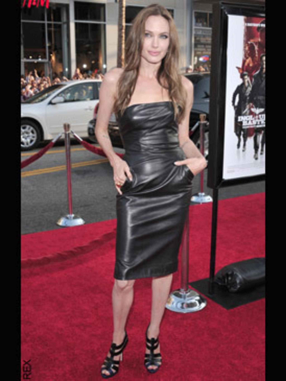 <p>Angelina Jolie</p>