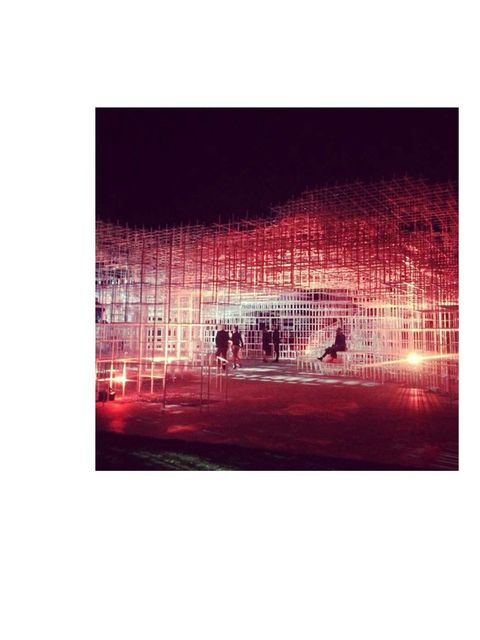 <p>Starting today from last night.</p><p>Diesel threw an amazing party at the Serpentine as mentioned before, thanks to Charlie Gowans we have some pictures of the night! The lights, the music, the amazing cocktails and the fresh pizzas made our night.</p
