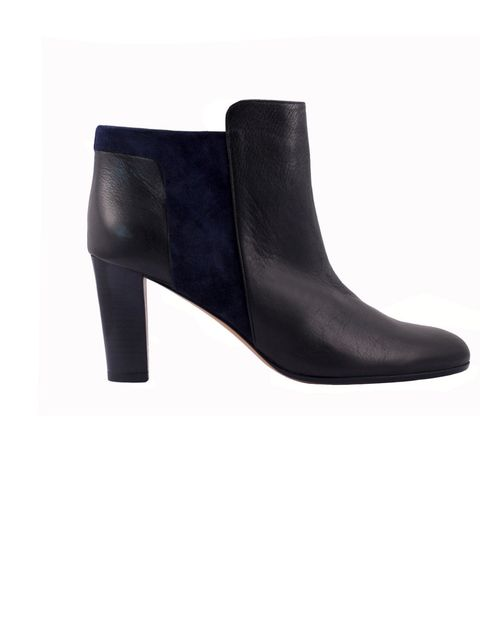 """<p>Avril Gau 'Ferry' boot, £370 at <a href=""""http://www.avrilgau.com/shoes-avril-gau/598-ferry-forest-suede-kid-leather-and-black-calf-leather.html"""">www.avrilgau.com</a></p>"""
