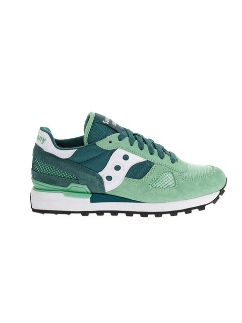 """<p>Fashion Cupboard Intern Jazz Harris is adding these mint colour trainers to her collection.</p>  <p><a href=""""http://www.saucony.co.uk/en_GB/shadow-original/11951W.html?dwvar_11951W_color=S1108-602#cgid=womens-originals-view-all&start=1"""" target=""""_blank"""