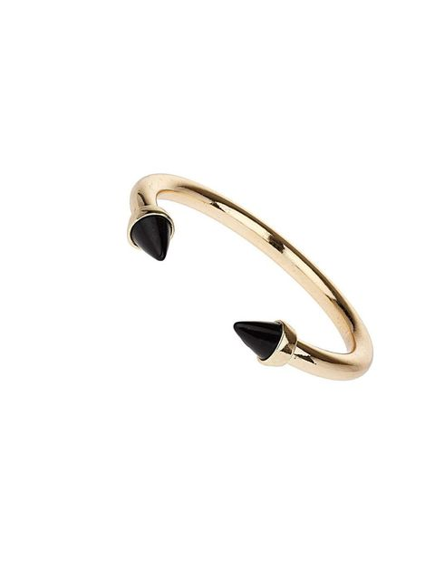 "<p>Topshop arrow head bracelet, £7.50 </p><p><a href=""http://shopping.elleuk.com/browse?fts=topshop+arrow+bracelet"">BUY NOW</a></p>"