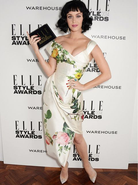 """<p><a href=""""http://www.elleuk.com/elle-style-awards/news/katy-perry-wins-elle-woman-of-the-year-at-the-elle-style-awards-2014"""">Katy Perry</a> wears Vivienne Westwood at the ELLE Style Awards 2014</p><p><a href=""""http://www.elleuk.com/elle-tv/cover-stars/el"""
