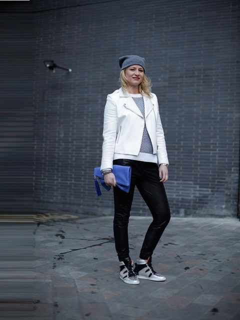"<p>Alicja Sieronski, Hair & Make Up Artist</p><p>Shops: Topshop, Matches and Trilogy</p><p>'I like being comfortable and usually choose either jeans and trainers or jeans and heels. I would say I am a smart casual kind of girl'</p><p><a href=""http://w"