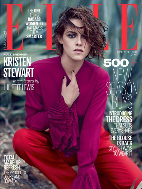 "<p>The make-up and hair essentials you need to recreate our September cover star, <a href=""http://www.elleuk.com/now-trending/kristen-stewart-is-elles-september-cover-star"">Kristen Stewart's </a>look...</p>"