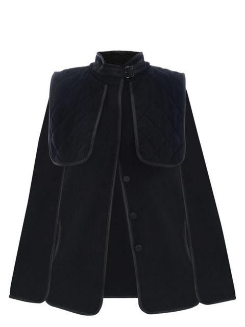 "<p>3.1 Phillip Lim navy merino cape, £735, available at <a href=""http://www.matchesfashion.com/fcp/content/Redirect/content?siteID=Hy3bqNL2jtQ-U2852Y9ERPKJ1NZk_3.nqA&url=http://www.matchesfashion.com/fcp/product/Matches-Fashion/outerwear/3.1+phillip+l"