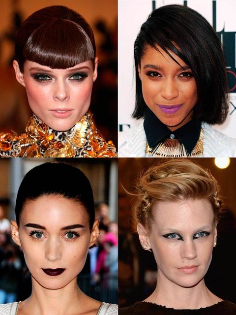 "<p>Whether it's <a href=""http://www.elleuk.com/fashion/news/etro-catwalk-show-aw13-review"">Star Trek</a> fever or the metallic trend, things are have gone a bit bit sci-fi in the beauty world right now. From a grown-up take on <a href=""http://www.elleuk.c"
