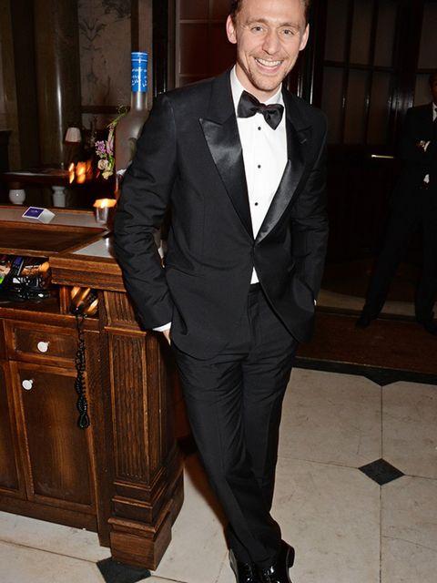 <p>Tom HiddlestonattendsThe Weinstein Company, StudioCanal 2015 BAFTA After Party, February 2015.</p>