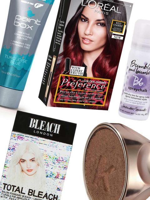 <p>Dying your hair at home has always been regarded as a bit of a risk; after all, colourists train for years to perfect the artistic (and pretty scientific) job of hair colouring. But the new generation of at-home hair colours mean that a successful DIY