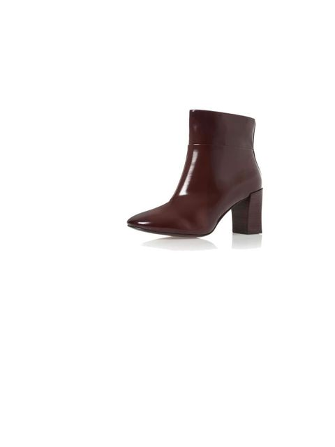 """<p>The block heel on these boots will allow you some serious milage and you'll still look slick when you arrive.</p><p><a href=""""http://www.next.co.uk/x5240s3"""">Next </a>boots, £46</p>"""