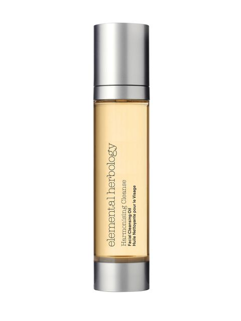"""<p><a href=""""http://www.elementalherbology.com/estore/harmonising-cleanse"""">Elemental Herbology Harmonising Cleanse Facial Oil, £29.00</a></p><p>If your skin is prone to breaking out, using an oil-based cleanser"""