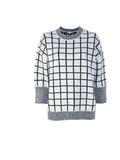"<p>Kenzo Grid Sweater at farfetch, £405.89</p><p><a href=""http://www.farfetch.com/shopping/women/kenzo-grid-sweater-item-10270691.aspx"">BUY NOW</a></p>"