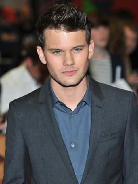 <p>Jeremy Irvine at the Now Is Good premiere in London.</p>