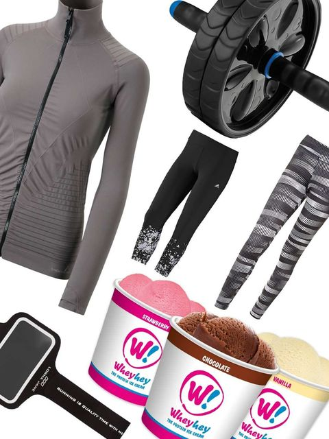 """<p>Seen <a href=""""http://www.elleuk.com/magazine"""">Fit notes in ELLE magazine</a>? Here's your weekly fix of all things health and fitness. </p><p>This week – the latest from Adidas, healthy ice cream and ELLE's new favourite fitness brand. </p><p><em>Click"""