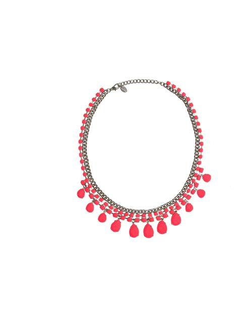 "<p><a href=""http://www.zara.com/webapp/wcs/stores/servlet/category/uk/en/zara-S2012-s/244417/Accessories"">Zara</a> neon stone necklace, £15.99</p>"