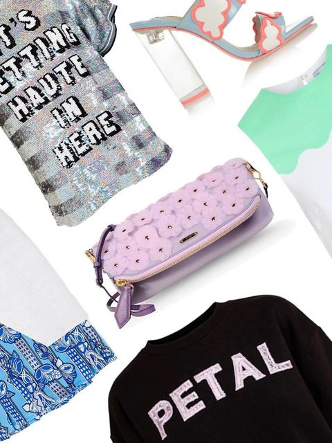 "<p>Are you excited? London Fashion Week begins tomorrow and you <em>know</em> that scrolling the incredible new collections from the city's most talented is going to make you want to shop. We've edited the best s/s 2014 pieces by everyone from <a href=""ht"