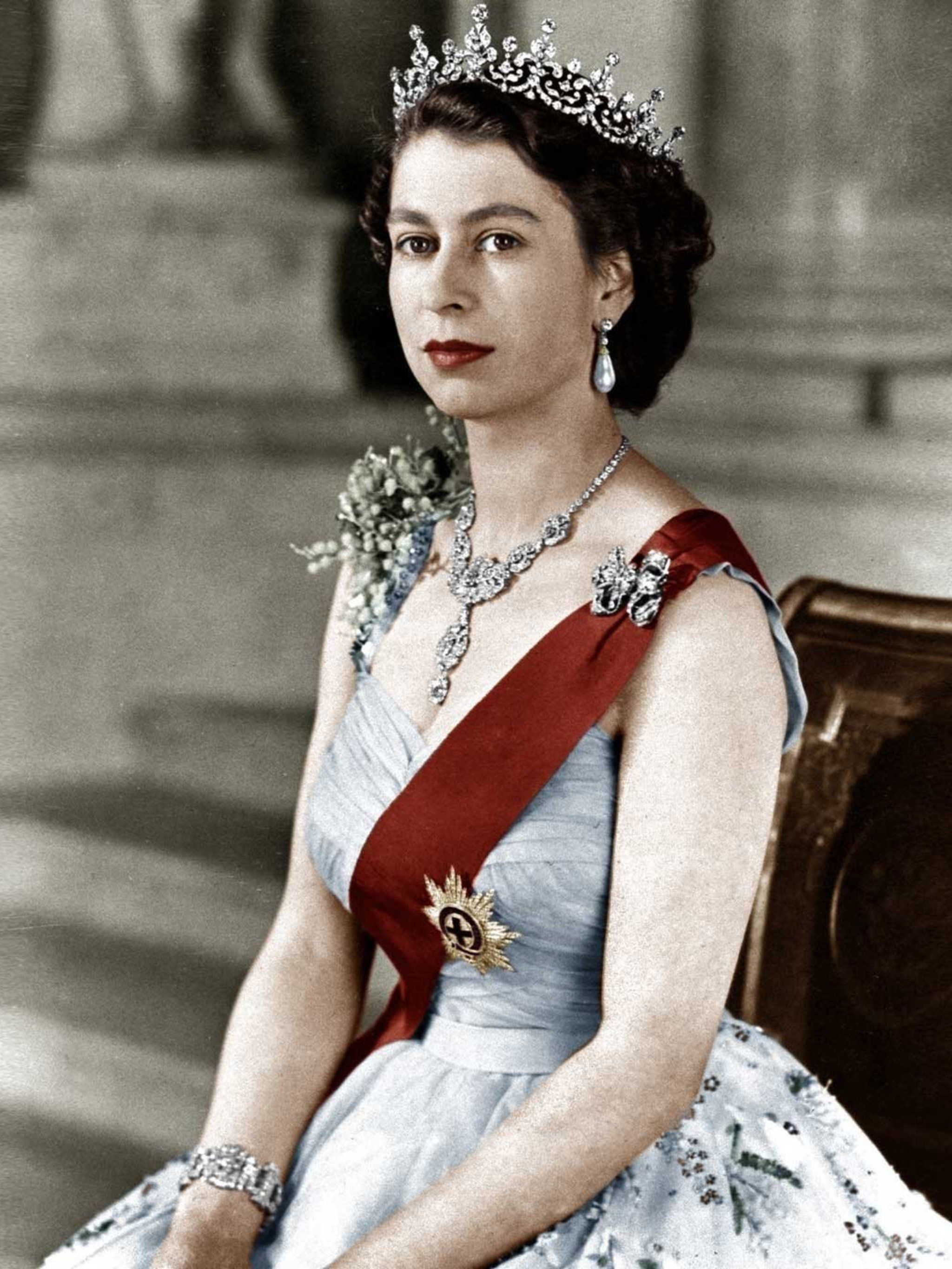 Queen Elizabeth Ii Style Through The Ages
