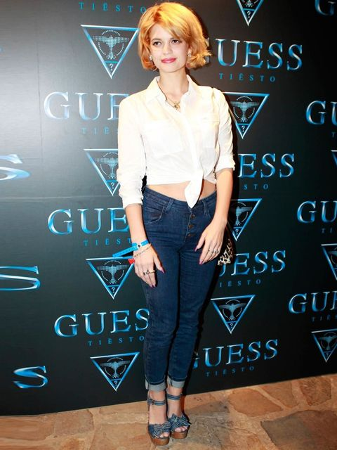 """<p><a href=""""http://www.elleuk.com/star-style/celebrity-style-files/pixie-geldof"""">Pixie Geldof</a> attends the Guess VIP Tiesto launch party in Ibiza, July 2012</p>"""
