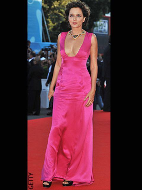<p>Actress, Valeria Golino </p>