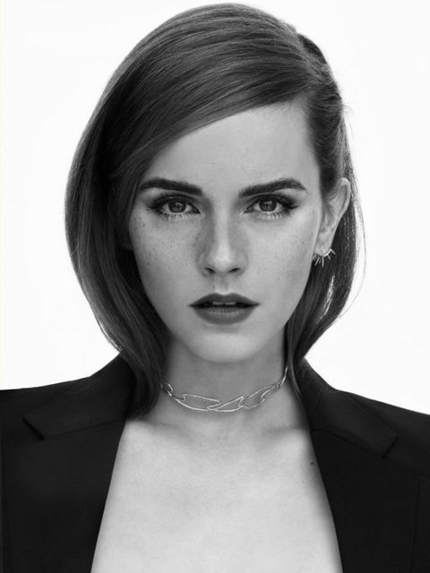 """<p>'I don't want other people to decide who I am. I want to decide that for myself.' Interview with <a href=""""http://www.elleuk.com/now-trending/emma-watson-december-2014-elle-magazine-feminism-issue-cover-interview-in-full"""">ELLE</a>, 2009</p>"""