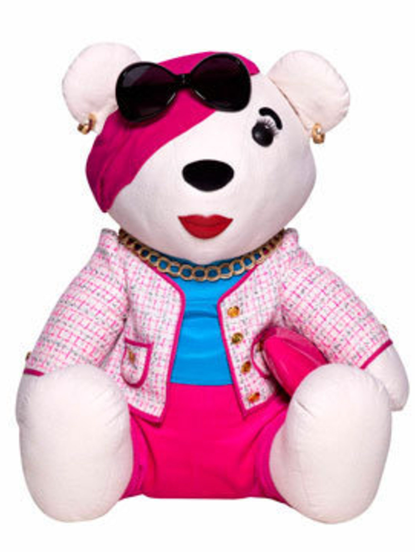 <p>Sweetie Darling Bear, by Joanna Lumley</p>