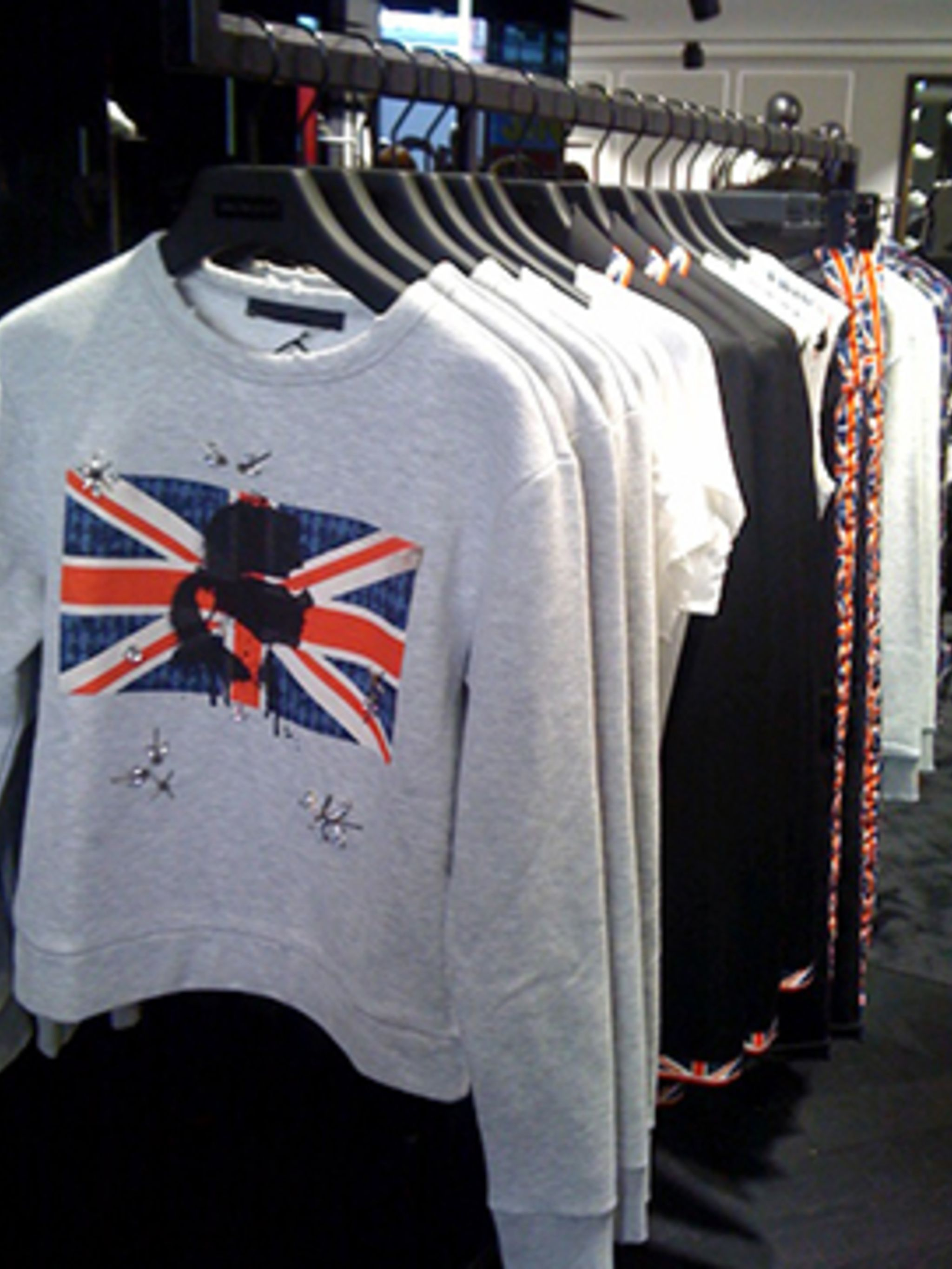 <p>The British capsule collection</p>