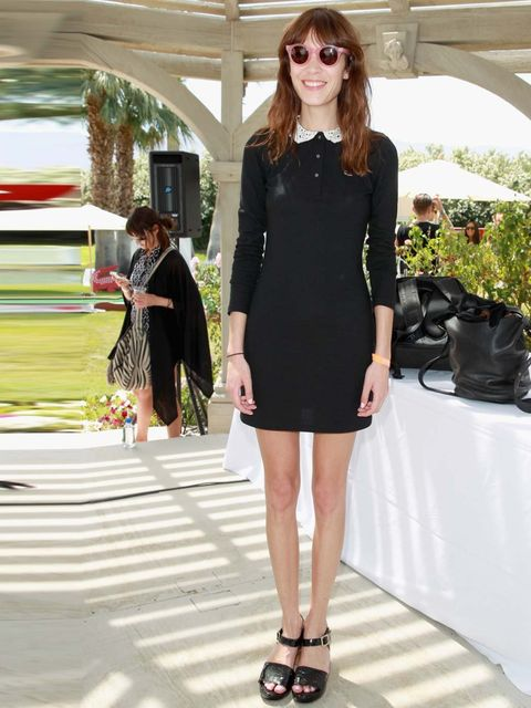 "<p><a href=""http://www.elleuk.com/star-style/celebrity-style-files/alexa-chung-s-style-file"">Alexa Chung</a> wears Lacoste LIVE at the Lacoste L!VE Pool party</p>"