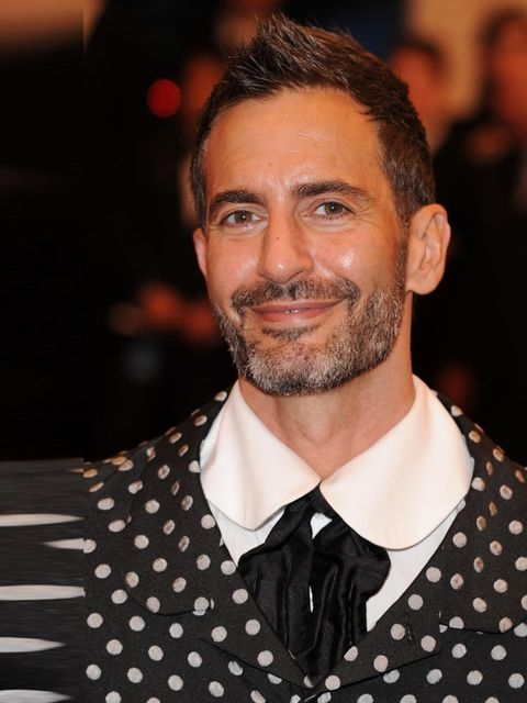 <p>Marc Jacobs at the Costume Institute Gala Benefit celebrating the Punk: Chaos To Couture exhibition New York, May 2013.</p>