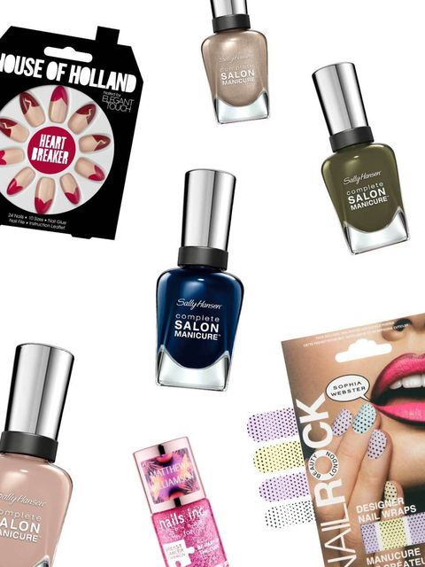 "<p>It's no secret that <a href=""http://www.elleuk.com/beauty/make-up-skin/make-up-features/spring-summer-2014-nails"">nails</a> are <em>still </em>big beauty news but they're set to get even more exciting thanks to the latest slew of <a href=""http://www.el"