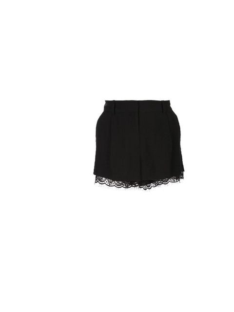 "<p>Simple, sexy and seriously chic, Diane von Furstenberg's lace overlay shorts tick every office-to-evening box, £228, at <a href=""http://www.farfetch.com/shopping/women/diane-von-furstenberg-yara-shorts-item-10450811.aspx?storeid=9016"">Farfetch.com</a><"