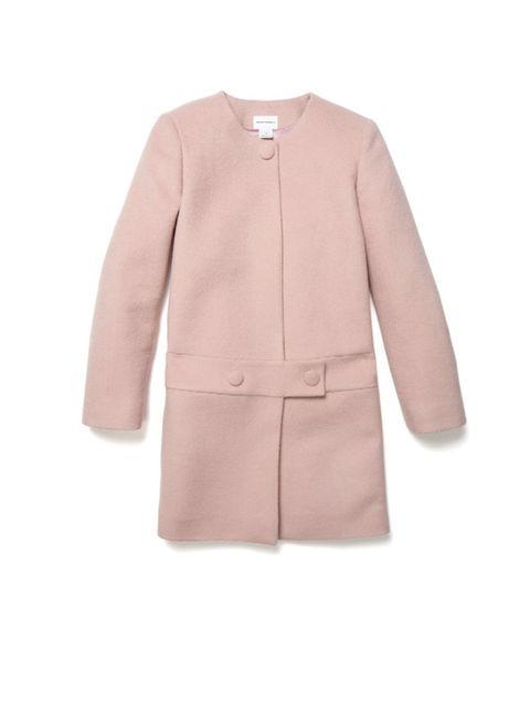 <p>Club Monaco Pink Simona coat - £410</p>