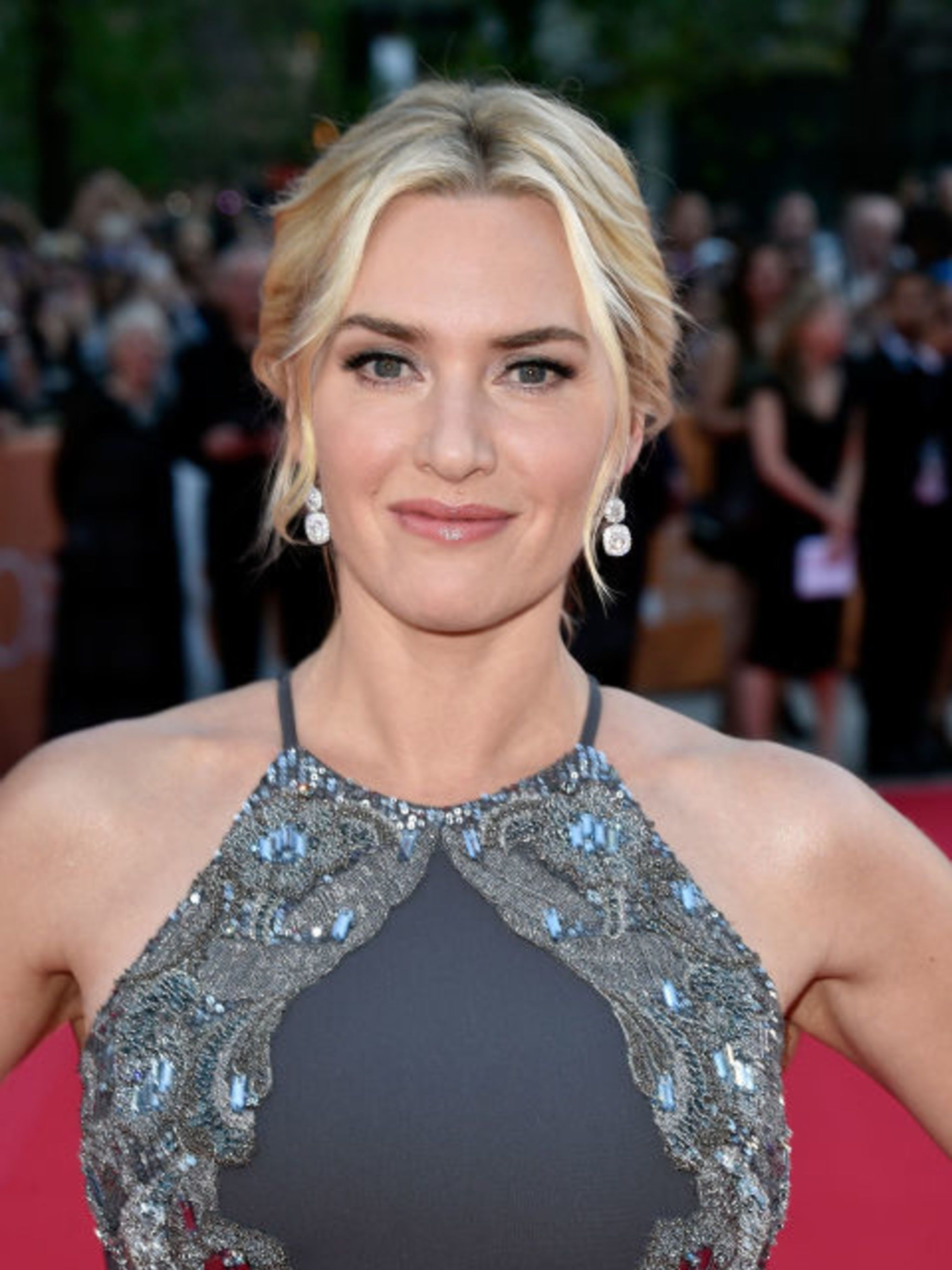 """<p><strong>KATE WINSLET ISN'T TOO KEEN ON HER PORTRAYAL OF ROSE IN 'TITANIC'</strong></p>  <p>Even though Kate doesn't hate<em>Titanic</em>the film, she's not too thrilled with her performance as Rose when looking back. """"Every single scene, I'm like 'R"""
