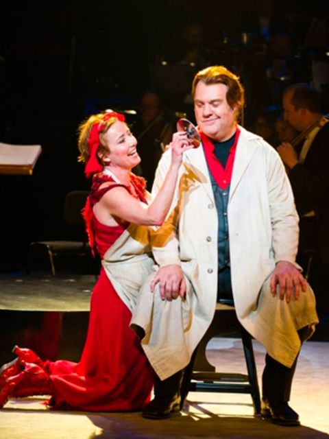 <p><strong>THEATRE: Sweeney Todd</strong></p>