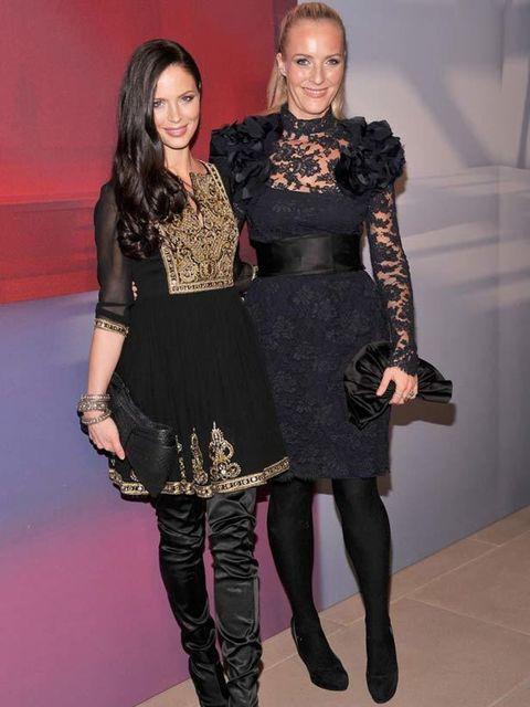 "<p><a href=""http://www.elleuk.com/catwalk/collections/marchesa/"">Marchesa </a>designers Georgina Chapman and Keren Craig.</p>"