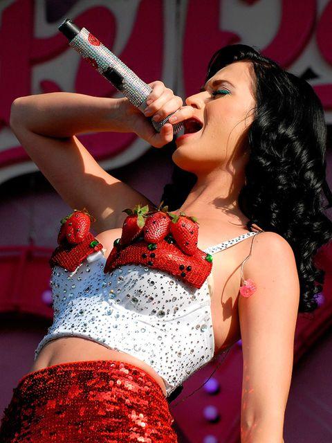 <p>Strawberries and cream, Teenage Dream.</p>