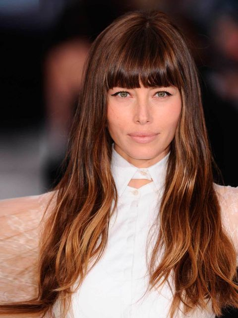"""<p>Phebe Hunnicutt, Digital Director, 'At the right angle I could do <a href=""""http://www.elleuk.com/star-style/celebrity-style-files/jessica-biel"""">Jessica Biel</a>.'</p>"""