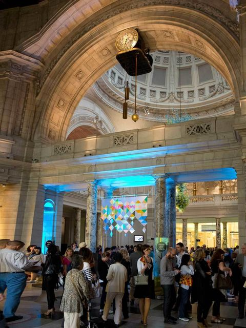 """<p>London's creative communities will be hosting a series of Friday Lates this summer at the <a href=""""http://www.elleuk.com/fashion/news/v-a-textiles-archive-clothworkers-foundation-blythe-house-kensington-olympia"""">V&A</a>. The programme kicks off thi"""