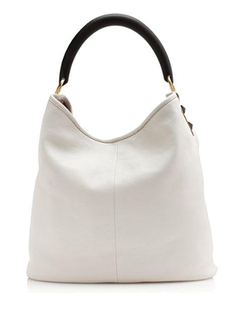 "<p>White Hobo style bag, £268 by <a href=""https://www.jcrew.com/uk/womens_category/handbags/Hobos/PRDOVR~B0218/B0218.jsp?color_name=old-lace"">J. Crew</a>.</p>"