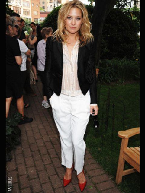 <p>Kate Hudson in Stella McCartney</p>