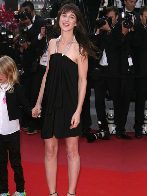 <p>Charlotte Gainsbourg</p>