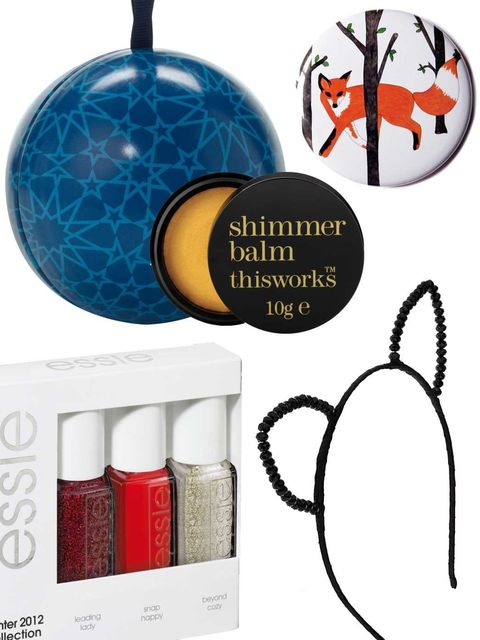 <p>With Christmas day less than a week away we have rounded up the best beauty stocking fillers that are just £10 or under, just in case you need some last minute inspiration...</p>