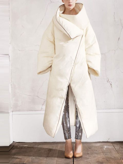 <p>Look 01 Maison Martin Margiela with H&M</p>